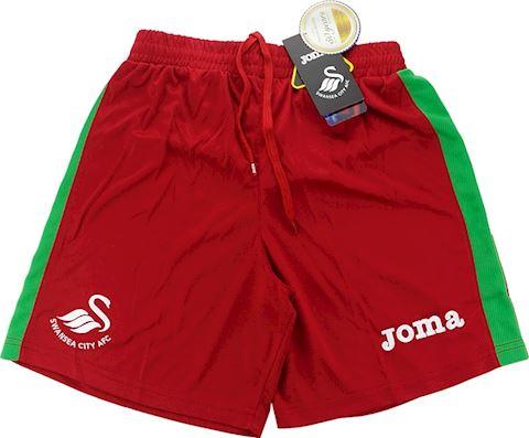 Joma Swansea City Kids Away Shorts 2017/18 Image