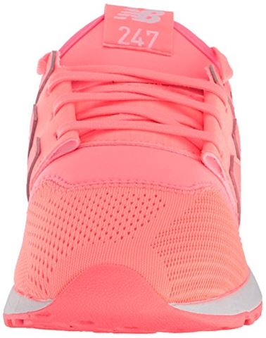 New Balance  WRL247  women's Shoes (Trainers) in Orange