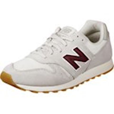 New Balance  ML373  women's Shoes (Trainers) in White Image 2