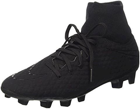 Nike Hypervenom Phelon III Dynamic Fit Firm-Ground Football Boot - Black Image