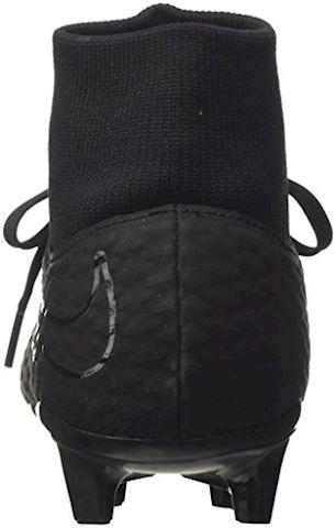 Nike Hypervenom Phelon III Dynamic Fit Firm-Ground Football Boot - Black Image 2