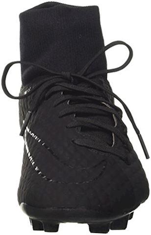 Nike Hypervenom Phelon III Dynamic Fit Firm-Ground Football Boot - Black Image 4