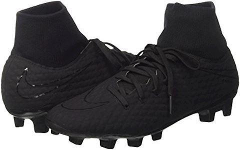 Nike Hypervenom Phelon III Dynamic Fit Firm-Ground Football Boot - Black Image 5