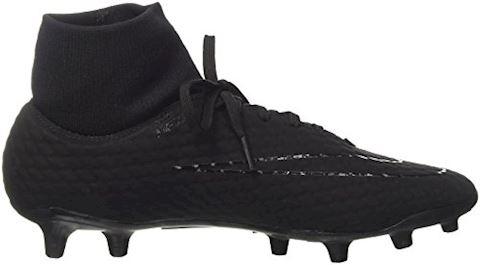 Nike Hypervenom Phelon III Dynamic Fit Firm-Ground Football Boot - Black Image 6