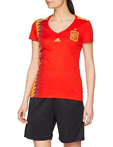 adidas Spain Womens SS Home Shirt 2018 Image