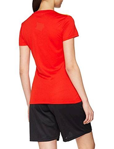adidas Spain Womens SS Home Shirt 2018 Image 2