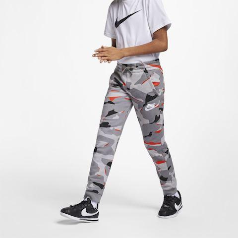 2db5af308a Nike Sportswear Older Kids' (Boys') Camo Joggers - Grey