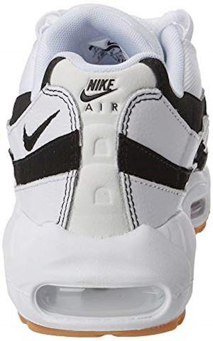 Nike Air Max 95 OG Women's Shoe - White Image 2