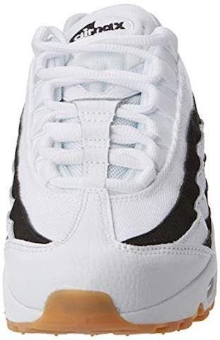 Nike Air Max 95 OG Women's Shoe - White Image 4