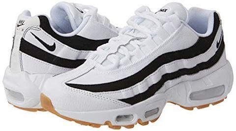 Nike Air Max 95 OG Women's Shoe - White Image 5
