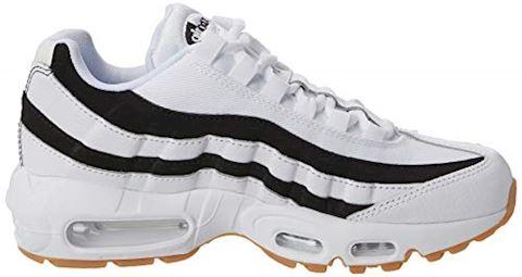 Nike Air Max 95 OG Women's Shoe - White Image 6