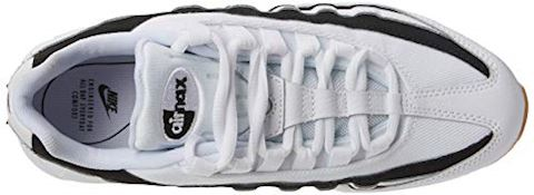 Nike Air Max 95 OG Women's Shoe - White Image 7
