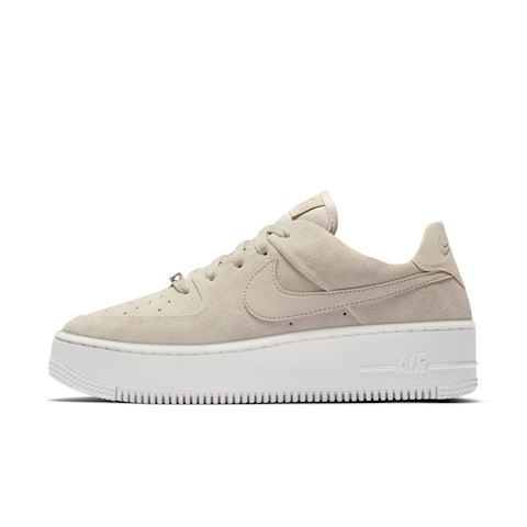 best loved 861e2 9aea9 Nike Air Force 1 Sage Low Women's Shoe - Cream