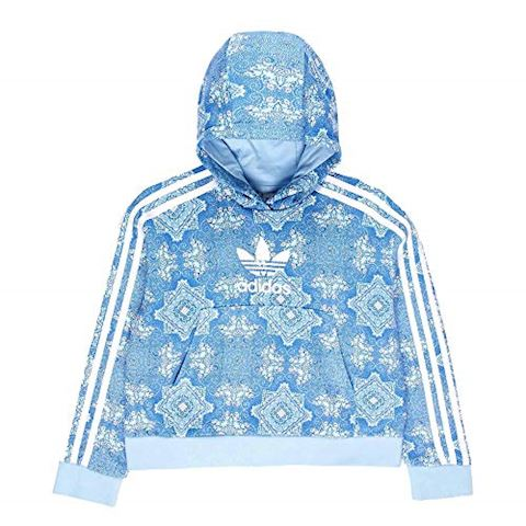 adidas Culture Clash Cropped Hoodie