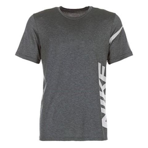 Nike Breathe Men's Short-Sleeve Training Top - Black Image