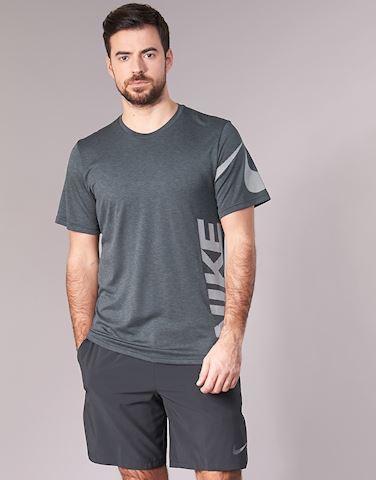 Nike Breathe Men's Short-Sleeve Training Top - Black Image 2