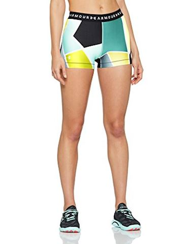 Under Armour Women's HeatGear Armour Engineered Shorty Image 3
