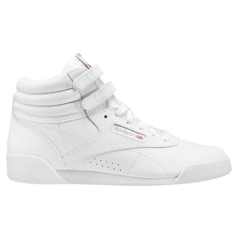 Reebok Classic  FREESTYLE HI C  girls's Shoes (Trainers) in multicolour Image