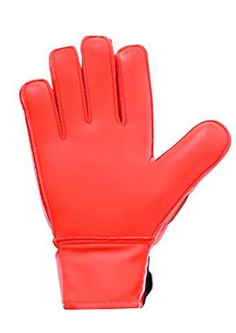 Uhlsport Goalkeeper Gloves AeroRed Soft Advanced - Dark Grey/Fluo Red/White Kids Image 2