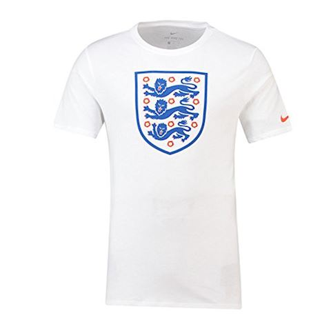 Nike England Crest Older Kids'(Boys') T-Shirt - White Image