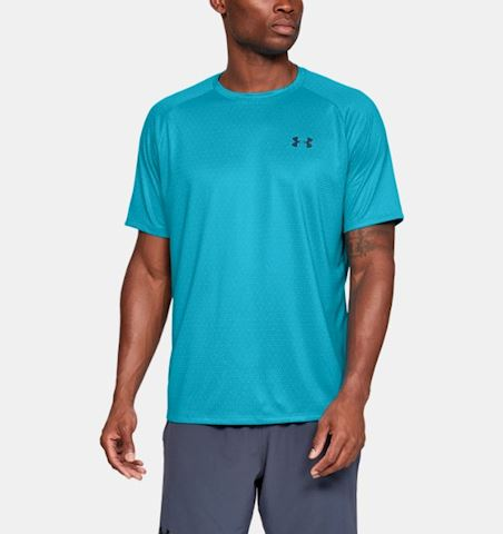 Under Armour Men's UA Tech 2.0 Printed Short-Sleeve Image