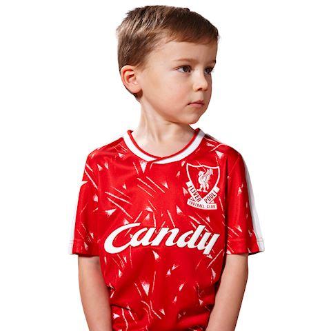 adidas Liverpool Kids SS Home Shirt 1989/91 Image