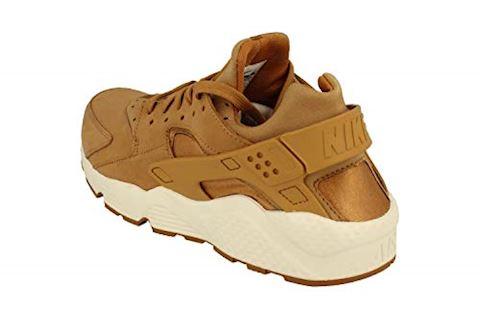 Nike Air Huarache Men's Shoe - Gold Image 2