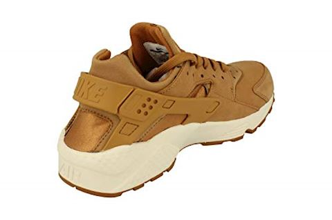 Nike Air Huarache Men's Shoe - Gold Image 3