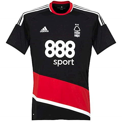 adidas Nottingham Forest Mens SS Away Shirt 2016/17 Image