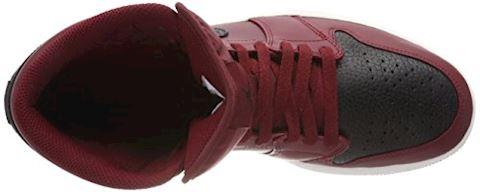 Nike Air Jordan 1 Mid Men's Shoe - Red Image 7