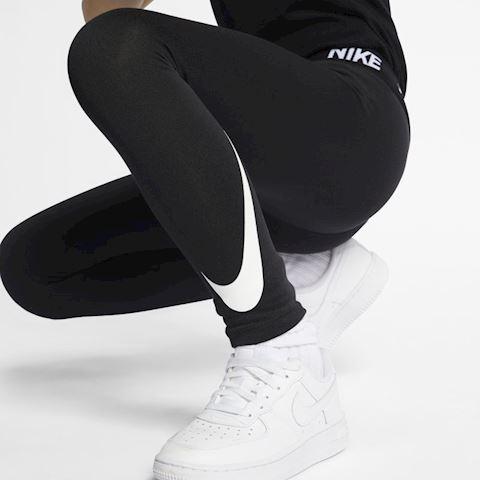 Nike Sportswear Essential Younger Kids' Leggings - Black Image 2