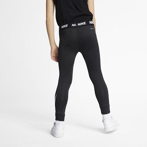 Nike Sportswear Essential Younger Kids' Leggings - Black Image 5