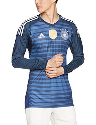 adidas Germany Mens LS Goalkeeper Home Shirt 2018 Image