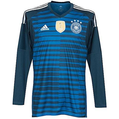 adidas Germany Mens LS Goalkeeper Home Shirt 2018 Image 3