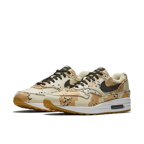 Nike Air Max 1 Premium Men's Shoe - Cream Image 2