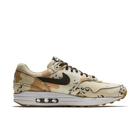 Nike Air Max 1 Premium Men's Shoe - Cream Image 3