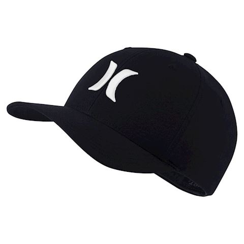 a81adf351 Nike Hurley Dri-FIT One And Only Unisex Fitted Hat - Black