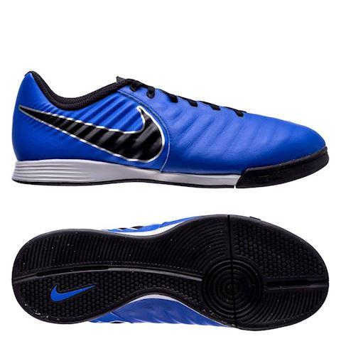 Nike Jr. Tiempo LegendX VII Academy IC Younger/Older Kids'Indoor Court Football Boot - Blue Image
