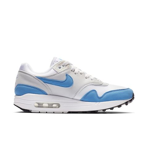 sports shoes fbb63 8e39a Nike Air Max 1 Essential Women s Shoe - White Image 3