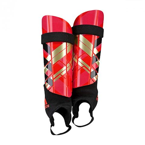 adidas Shin Pads Ghost Reflex Pyro Storm - Solar Red/Black Image