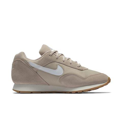 Nike Outburst Women's Shoe - Cream Image 3