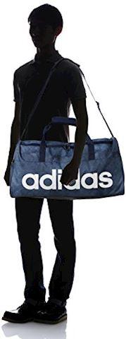 adidas Linear Performance Duffel Bag Medium Image 7