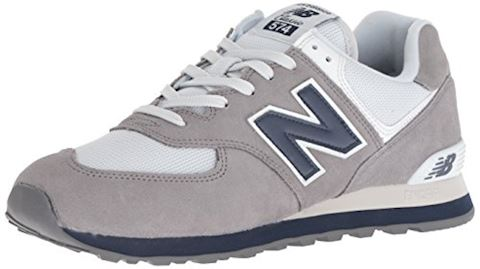 New Balance  ML574  men's Shoes (Trainers) in Grey Image