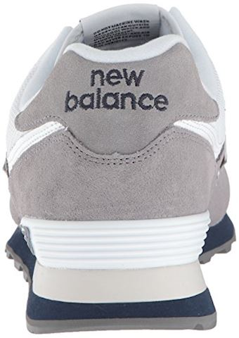 New Balance  ML574  men's Shoes (Trainers) in Grey Image 2