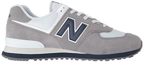 New Balance  ML574  men's Shoes (Trainers) in Grey Image 6