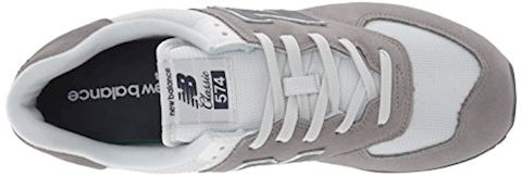 New Balance  ML574  men's Shoes (Trainers) in Grey Image 7
