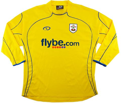 Southampton Mens LS Away Shirt 2007/08 Image