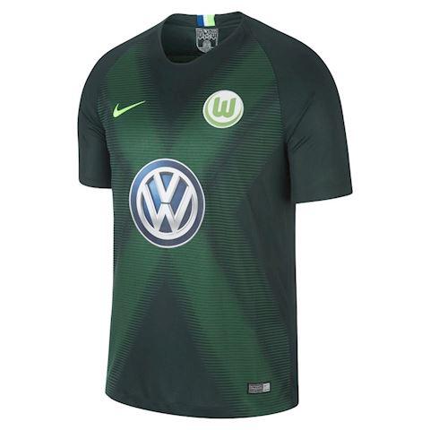 Nike Wolfsburg Mens SS Home Shirt 2018/19 Image