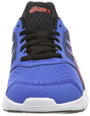 Asics  STORMER 2 GS  boys's Sports Trainers (Shoes) in Blue Image 4