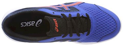 Asics  STORMER 2 GS  boys's Sports Trainers (Shoes) in Blue Image 7